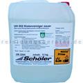 Kistenreiniger Schöler UH 052 sauer 12 kg