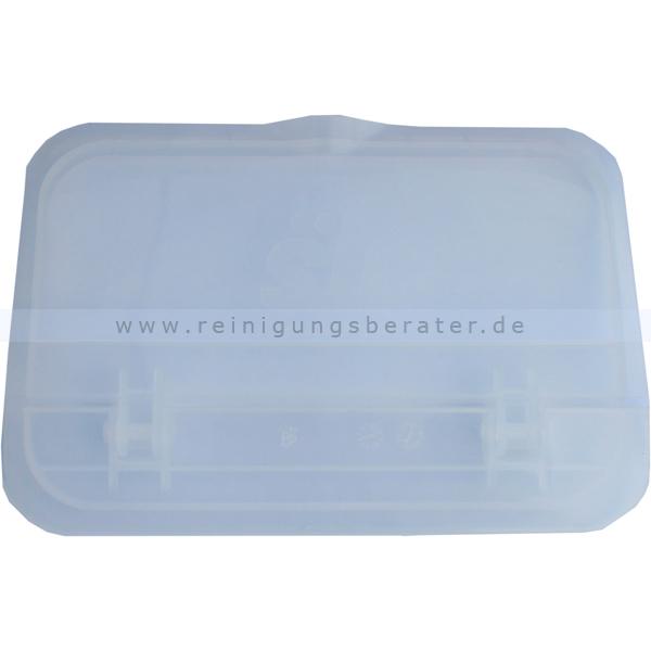 Klappdeckel TTS für Kunststoffeimer transparent 4 L