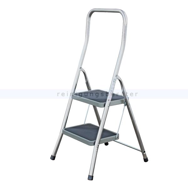 klapptritt krause toppy xl aluminium klapptritt 2 stufen. Black Bedroom Furniture Sets. Home Design Ideas