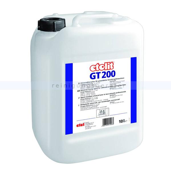 Klarspüler etolit GT 200 Universalklarspüler 10 L