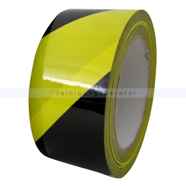 ergomat durastripe hazard lean 7 5 cm x 60 m schwarz gelb. Black Bedroom Furniture Sets. Home Design Ideas