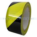 Klebeband Ergomat DS Hazard Supreme 7,5 cm schwarz/gelb 30 m