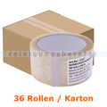 Klebeband Reinex Packband PP transparent 48 mm x 66 m Karton