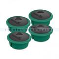 Kleiderbügel CAPSAIR Ersatz-Duftkapseln Zedernholz 4 Stück