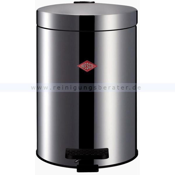 wesco kosmetik abfallsammler 104 5 l edelstahl 104014 41. Black Bedroom Furniture Sets. Home Design Ideas
