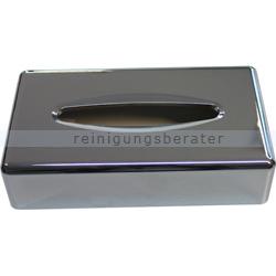 Kosmetiktuchspender Kosmetikbox, chrom