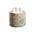 Kosmetiktücher Kimberly Clark KLEENEX® Kosmetiktücher Oval 3 Lagig, I Faltung, 10 Boxen x 64 Blätter
