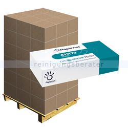 Kosmetiktücher Papernet Superior Dissolve 100 Tücher Palette