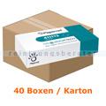 Kosmetiktücher Papernet Superior Dissolve 40x100 Tücher