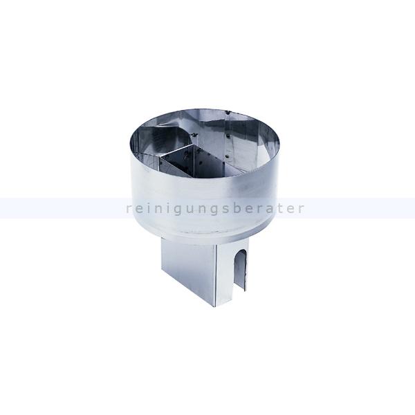 Kränzle 44192 Adapter für direkten Kaminanschluss 200 mm für alle therm Baureihen geeignet, Diameter: 200 mm