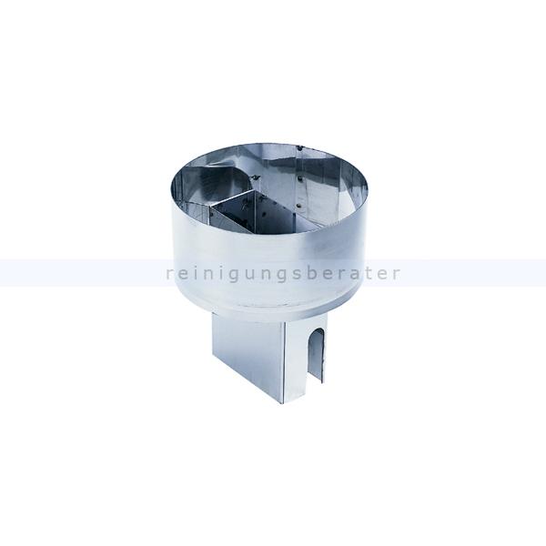 Kränzle 441921 Adapter Kaminanschluss 385 mm für alle therm Baureihen geeignet, Diameter: 200 mm