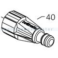 Kränzle Ersatzteile 13311 Wasserfilter klarsicht