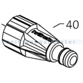 Kränzle Ersatzteile 13311 Wasserfilter klarsicht Consumer