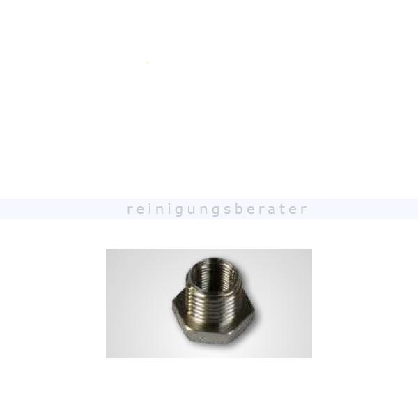 Kränzle 12021 Reduzierring für Rohrreinigungsschlauch Reduzierung für Kugelkopf und rotierende Rohrreinigungsdüse