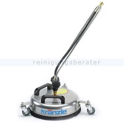 Kränzle Terrassenreiniger Round Cleaner Edelstahl 300 mm