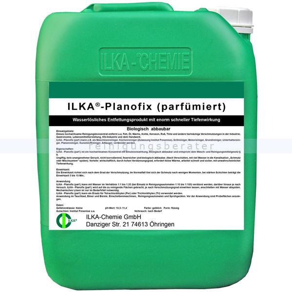 Kraftreiniger ILKA Planofix parfümiert 10 L