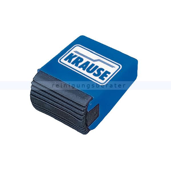 Krause Traversenfußkappe blau 64x25 mm Fußkappe für Profi Leitern 211064