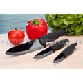 Küchenmesser Echtwerk Keramik Set Pro 3 teilig Black Mirror