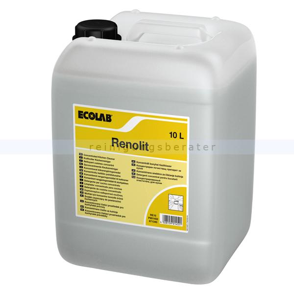 Küchenreiniger Ecolab Renolit 10 L