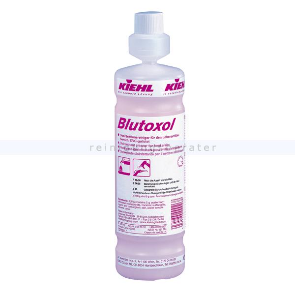 Küchenreiniger Kiehl Blutoxol Desinfektionsreiniger 1 L