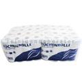 Küchenrollen Wepa Satino Comfort 3-lagig, weiß 26x23 cm