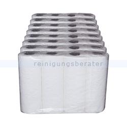 Küchenrollen Zellstoff 2-lagig, weiß 22,5 x 22,5 cm 8 Pakete