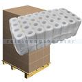 Küchenrollen Zellstoff 2-lagig, weiß 22,5 x 22,5 cm Palette