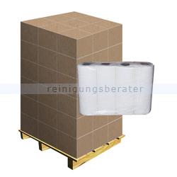 Küchenrollen Zellstoff 2-lagig, weiß 26 x 22,5 cm Palette