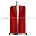 Küchenrollenhalter Wesco rot