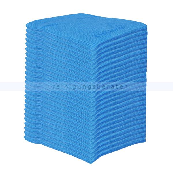 Küchentuch Chicopee Lavette Super Reinigungstücher blau