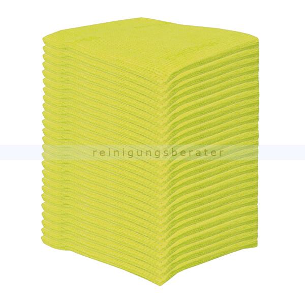 Küchentuch Chicopee Lavette Super Reinigungstücher gelb
