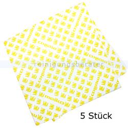 Küchentuch Meiko Fix Shine gelb 36x38 cm