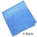 Küchentuch Meiko Medi Wish blau 35x38 cm