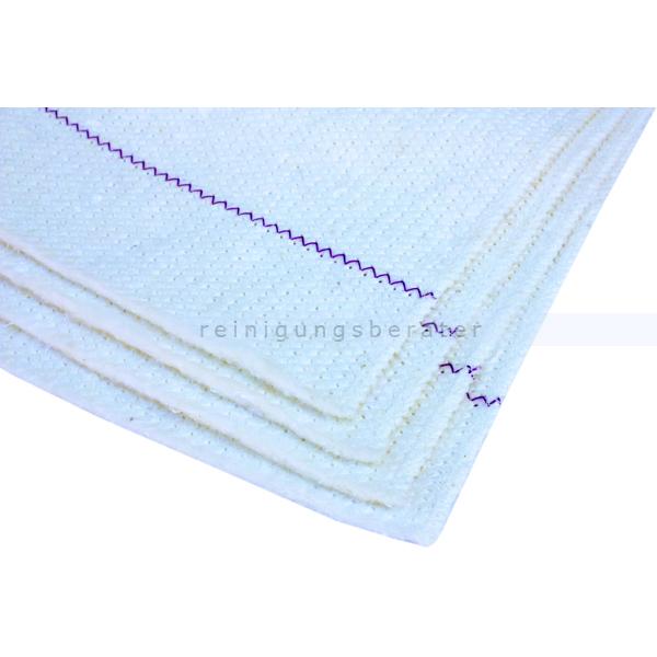 Küchentuch Sito Heidi 40x39 cm weiß Küchentuch einfarbig Material Baumwollfasern 6000044