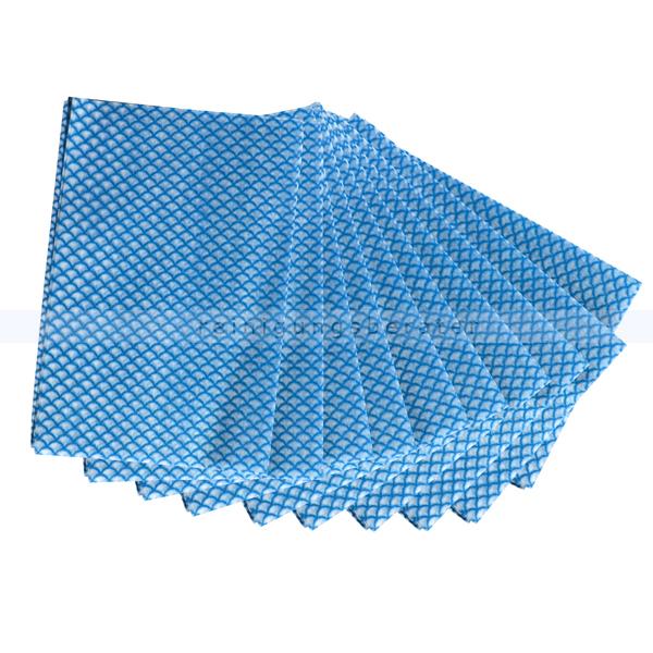 Küchentuch Sito Wischfix - Wischtücher blau 50x38 cm