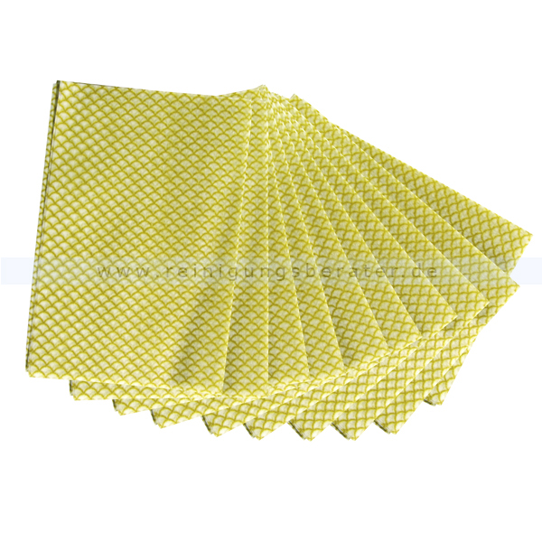 Küchentuch Sito Wischfix - Wischtücher gelb 50x38 cm