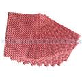 Küchentuch Sito Wischfix - Wischtücher rot 50x38 cm