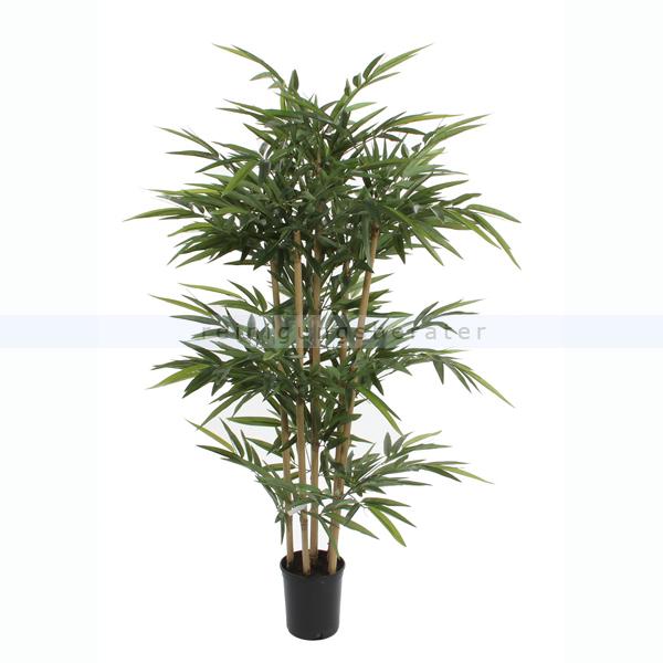 k nstliche pflanze bambus 180cm gr n. Black Bedroom Furniture Sets. Home Design Ideas