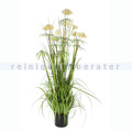 Kunstpflanze Federgras Bommel 150cm Grün