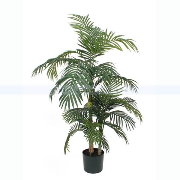 ReinigungsBerater Künstliche Pflanze Goldfruchtpalme 150 cm Grün ohne Übertopf 93933140