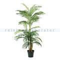 Kunstpflanze Palme Areca Golden Cane, 190 cm Grün