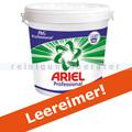 Kunststoffeimer Ariel Leereimer für Waschpulver