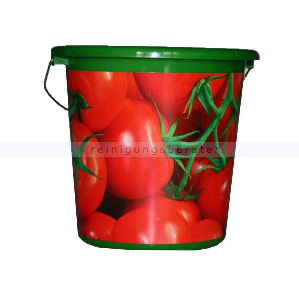 bekaform dekor eimer tomaten 10 l. Black Bedroom Furniture Sets. Home Design Ideas