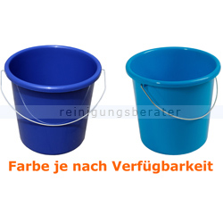 Kunststoffeimer Bekaform, Eimer Plast 5 L blau