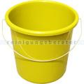Kunststoffeimer Bekaform, Eimer Plast 5 L gelb