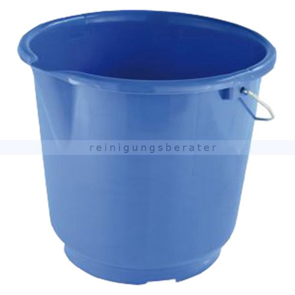 Kunststoffeimer Bekaform Eimer Plast blau 15 L