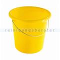 Kunststoffeimer Bekaform Eimer Plast gelb 10 L