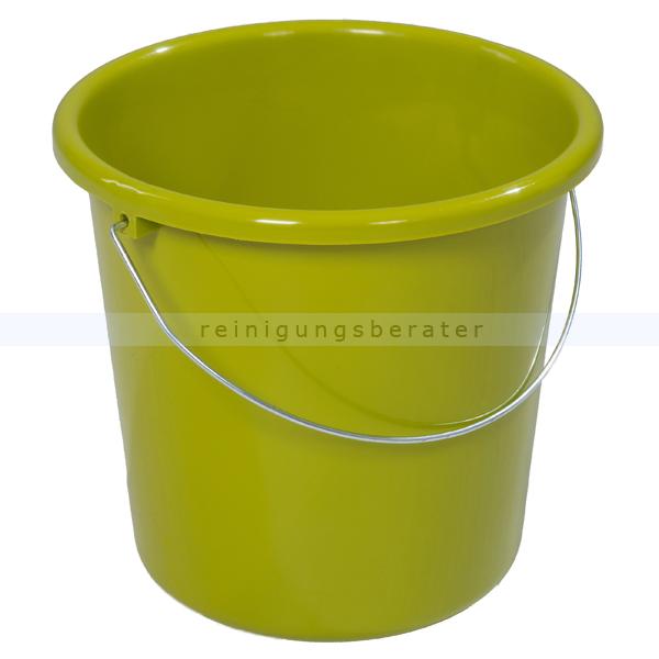 Relativ Bekaform Eimer Plast grün 10 L BE24