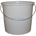 Kunststoffeimer Bekaform Eimer Plast natur 10 L