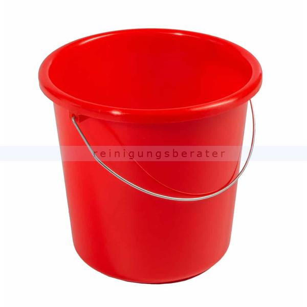 Neu Bekaform Eimer Plast rot 10 L ZN64